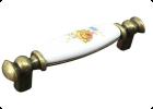 Керамическая вставка — розы RS115/W02 (96)
