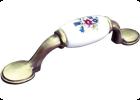 Керамическая вставка — цветы (96)